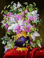 نام طرح: گل و گلدان  - کد D394