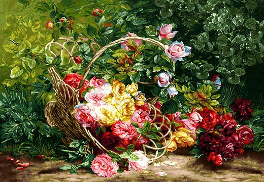 گل و گلدان -کدD101