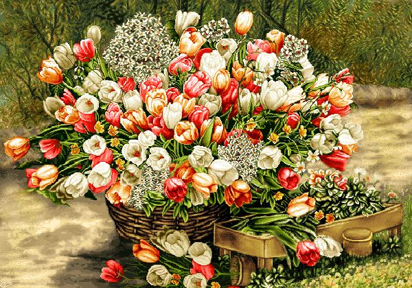 نام طرح :گل و سبد -کدD109