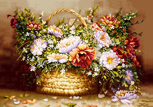 گل و گلدان  -کدD94