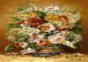 نام طرح :گل و سبد -کدD105