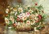 نام طرح : گل و گلدان -کدD107