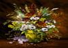 نام طرح :گل و گلدان -کدD117