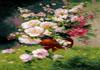 گل و گلدان -کدD76