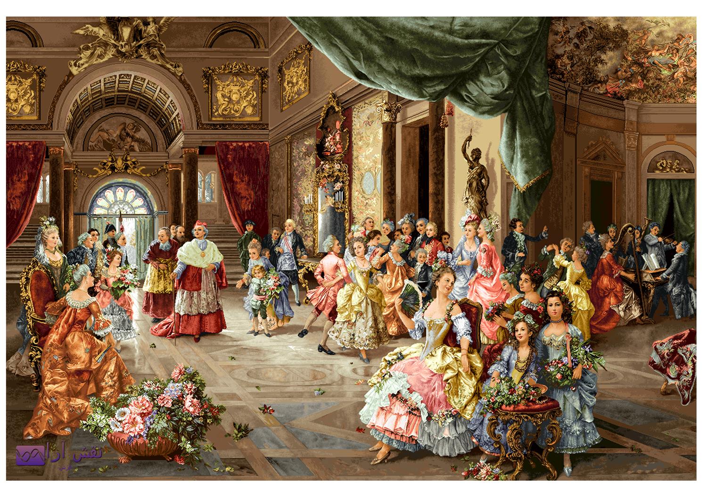 نام طرح : عروسی پاپ (جدید) - کد E 296