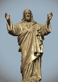 تندیس مسیح