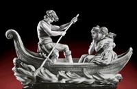 تندیس قایق عشق