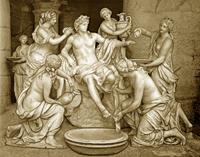 نخ و نقشه تندیس خلقت آدم  -167 -14