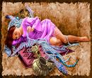 دختر جواهر فروش