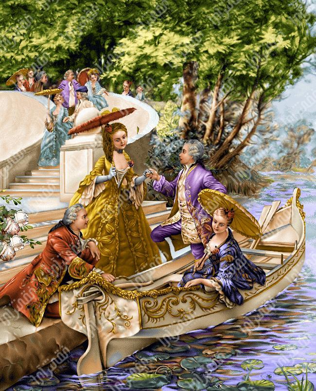 نام طرح : قایق عشق جدید - كد E607