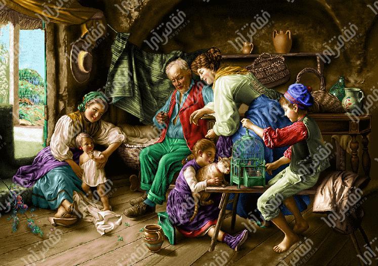 جمع خانوادگی - كد E628