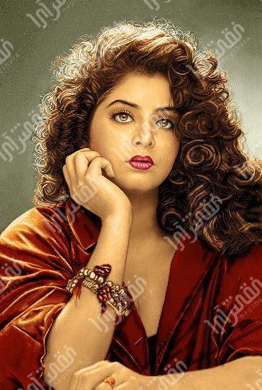 هنرپیشه هندی -كد E905