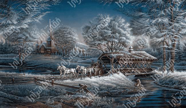 زمستان کلیسا -کدF235