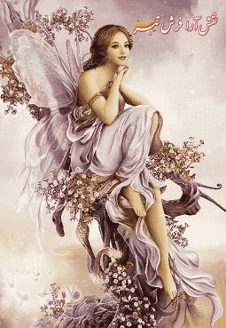 فرشته زیبا - كد E102