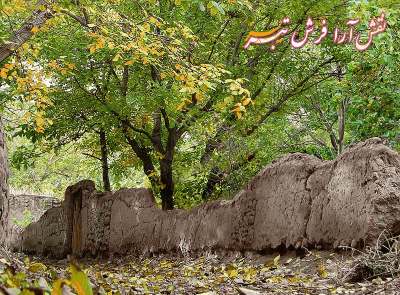 کوچه باغ - كد F414