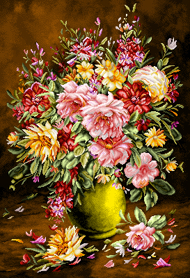 نام طرح : گل و گلدان- كد 379(1)