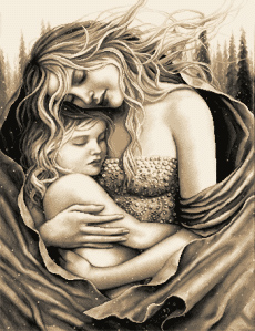 مهر مادری ,تابلو فرش مهر مادری , نقشه تابلو فرش مهر مادری