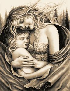 مهر مادری -کد E - 228