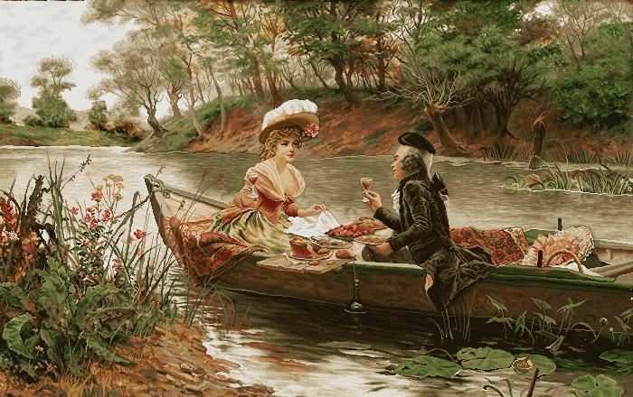 قایق عشق 3 - کد E2005