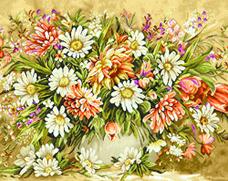 گل و گلدان - کد  D2