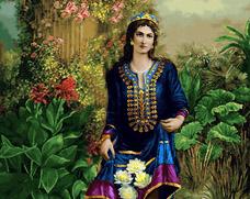 شاه دخت قاجار  -کد B102