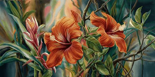 گل و گلدان d180