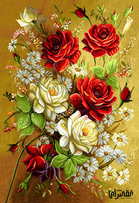 گل و سبد -کدD3